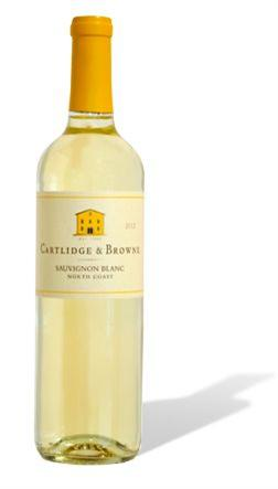 Cartlidge & Browne Sauvignon Blanc Dancing Crow Vineyard
